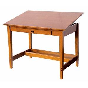Vanguard Wood Drafting Table