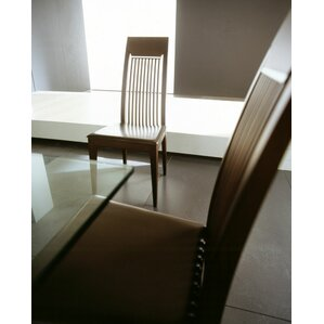 Interni Mirage Solid Wood Dining Chair..