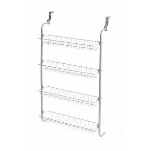 Over The Door Hanging Rack With Shelves