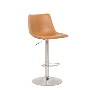 Gothenburg Adjustable Height Swivel Bar Stool