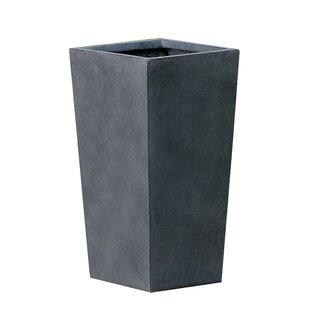 Tall Outdoor Planter Modern contemporary tall outdoor planters allmodern tall fiberclay pot planter workwithnaturefo