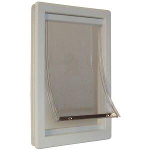 Thermoplastic Pet Door