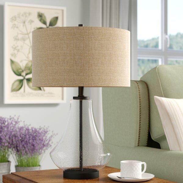 Seeded Glass Table Lamp Wayfair