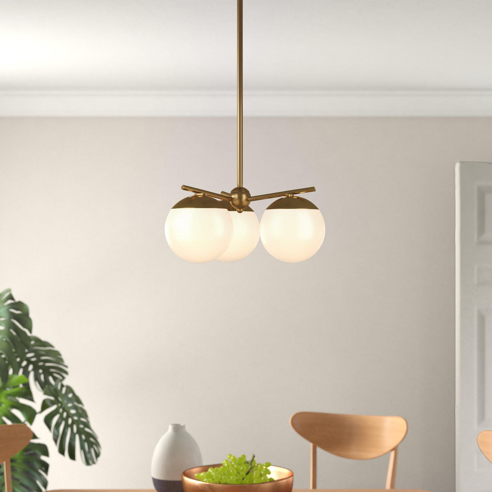 Mercury Row Yearby 3 Light Globe