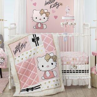 Hello Kitty Crib Bedding Wayfair