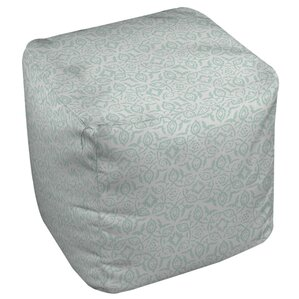 Flowing Damask 2 Ottoman by Manual Woodworke..