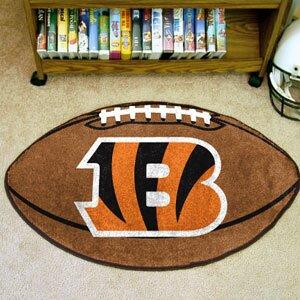 NFL - Cincinnati Bengals Football Mat