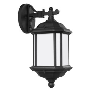 Burtt 1-Light Outdoor Wall Lantern
