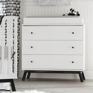 Rowan Valley Lark 3 Drawer Dresser Combo