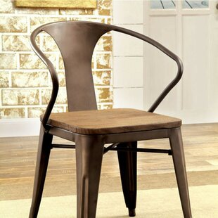 Carlo Industrial Dining Chair (Set of 2)