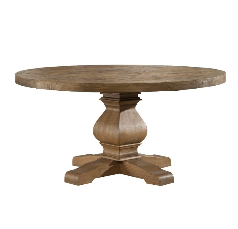 Charmant Belina Solid Pine Dining Table