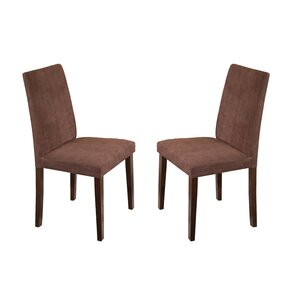 Lofts Upholstered Side Chair (Set of 2) by Imagio Home by Intercon