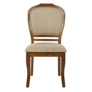 Hefner Upholstered Dining Chair (Set of 2)