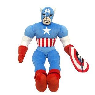 Comics Captain America Pillow
