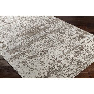 Dollie Hand-Loomed Brown/Neutral Area Rug