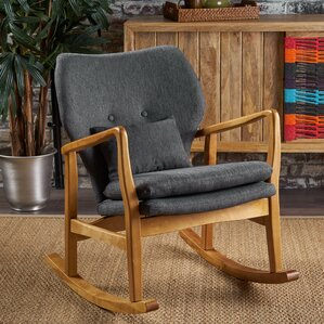 Welch Rocking Chair by Brayden Studio