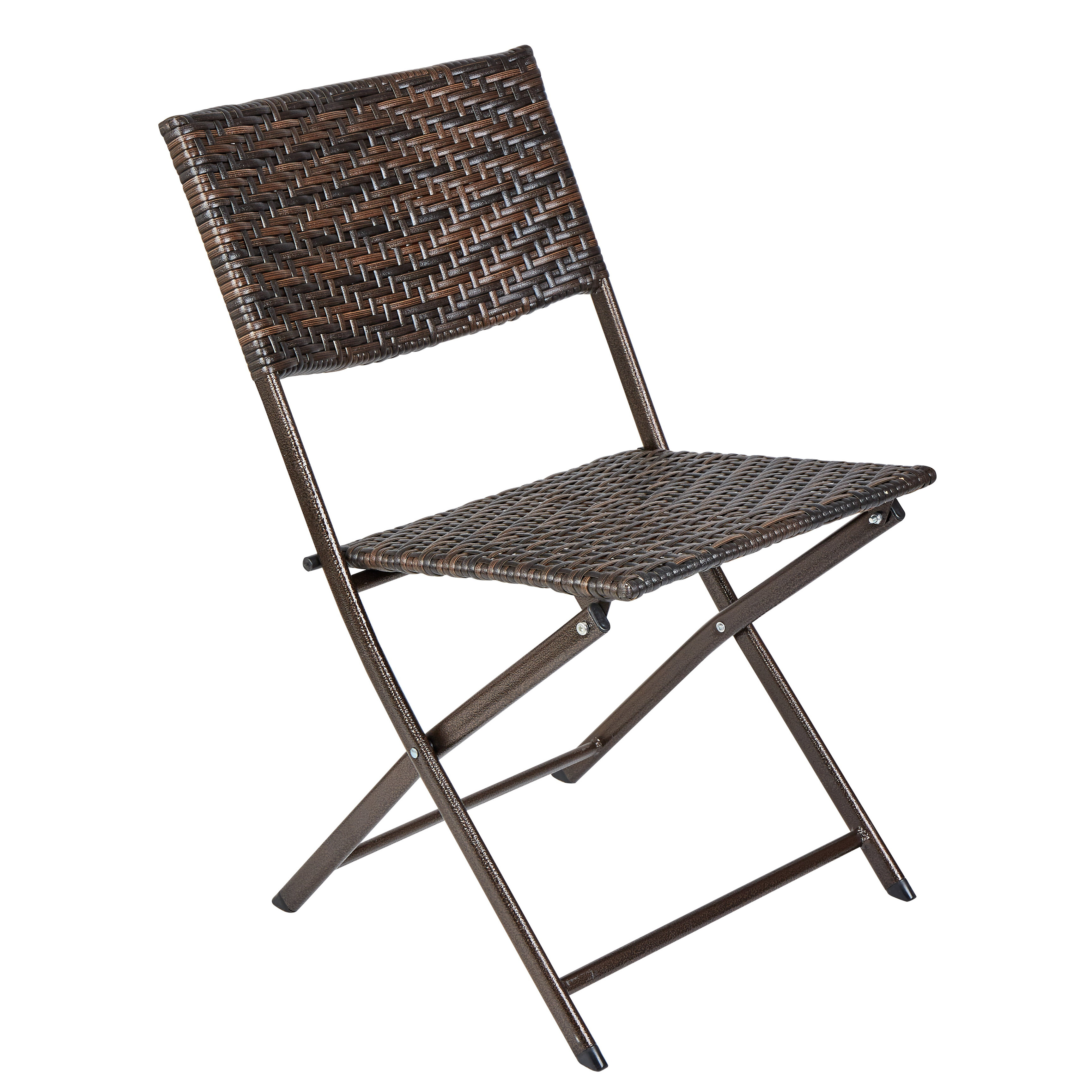 Bay isle home delway folding dining chair wayfair