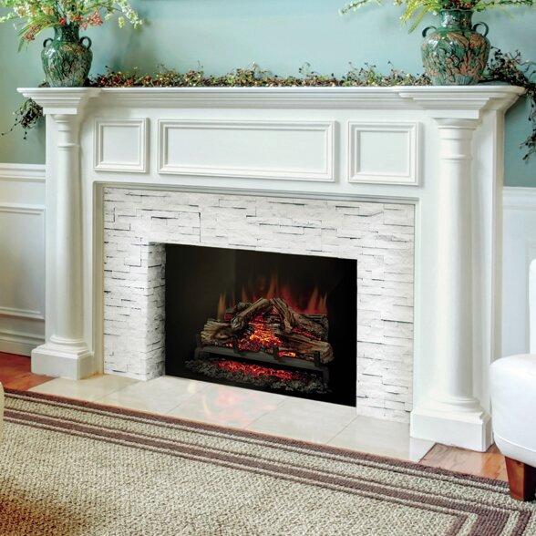 36 Electric Fireplace Insert Wayfair
