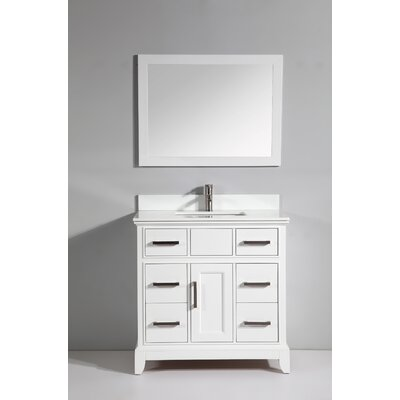 36 X 18 Bathroom Vanity | Wayfair