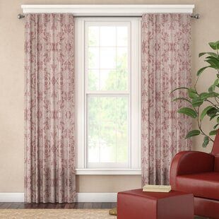 Damask Curtains Drapes Youll Love