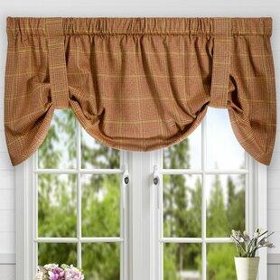Kitchen Tie Up Curtains