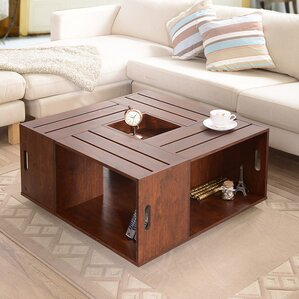 Woodland Coffee Table by August Grove