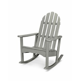 Recycled Plastic Rocking Chair Wayfair