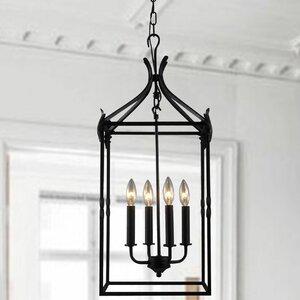 Chesa 4-Light Foyer Pendant
