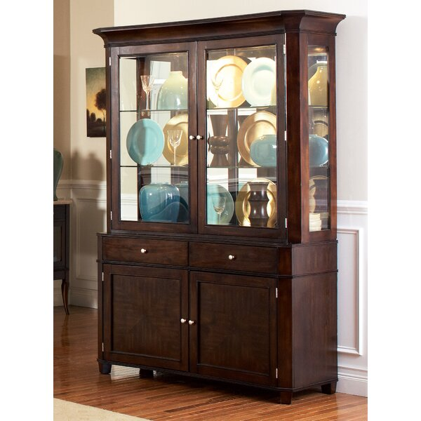 Darby Home Co Swenson China Cabinet Amp Reviews Wayfair