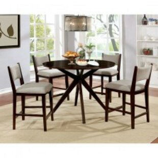 Mohr 5 Piece Pub Table Set