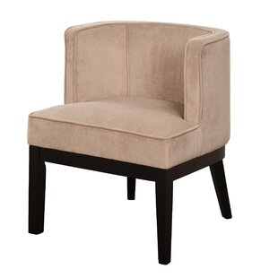 Bon Black And Tan Accent Chair | Wayfair