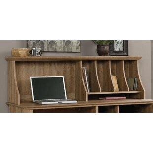scribed oak effect home. Scribed Oak Storage 42.9cm H X 138.2cm W Desk Hutch Effect Home K