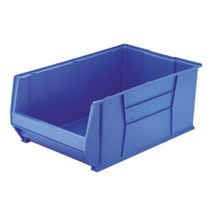 Super Size Storage Plastic Bin