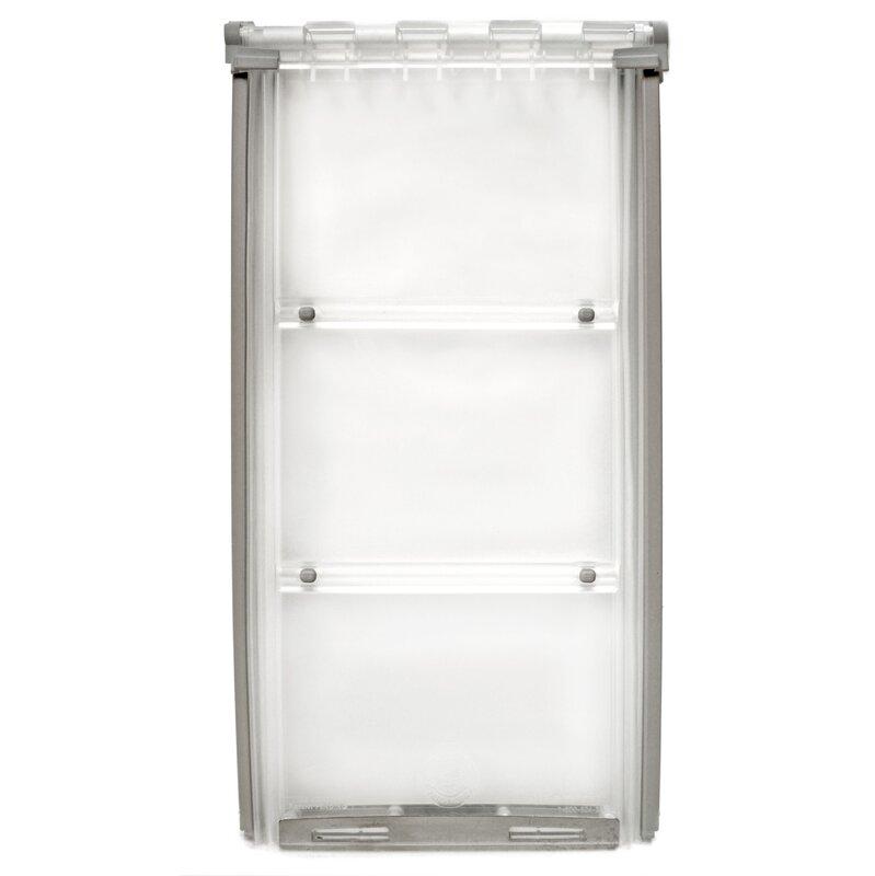 Endura Flap Quick Panel 3 Pet Door  sc 1 st  Wayfair & EnduraFlap Endura Flap Quick Panel 3 Pet Door \u0026 Reviews | Wayfair