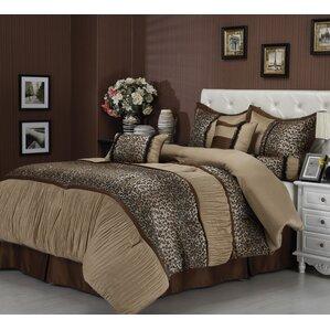 Animal Print Bedding Sets You\'ll Love | Wayfair