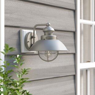 Outdoor Barn Lights   Barn Light Outdoor Wall Lighting You Ll Love Wayfair
