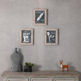 Coffee Wall Decor For Kitchen Wayfair