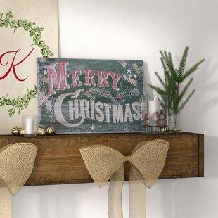 Farmhouse Christmas Decorations Youll Love