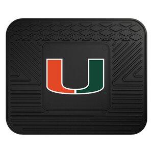NCAA University of Miami Utility Mat