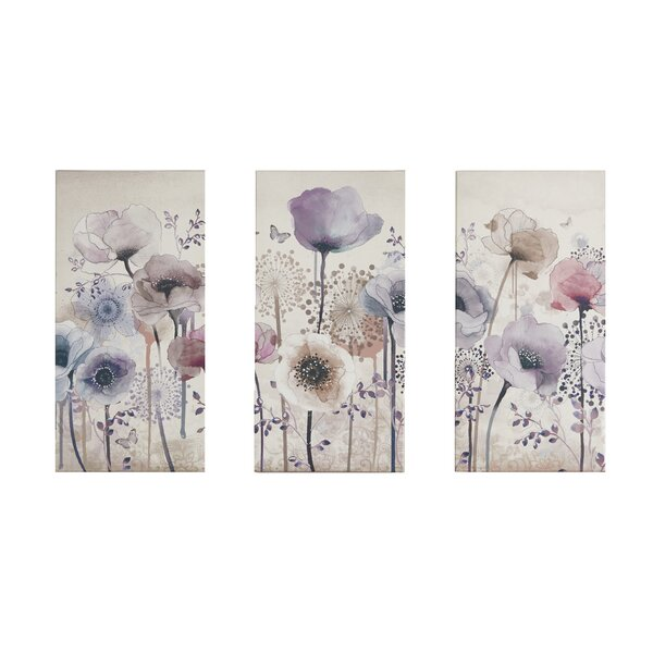 Lily Manor Classic Poppy Framed Graphic Art Print Multi