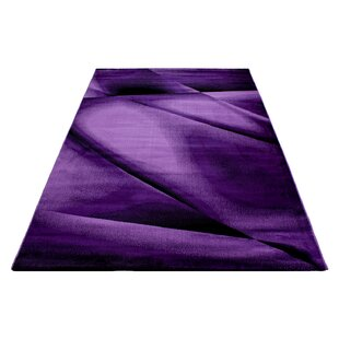 Bristow Purple Rug by Longweave