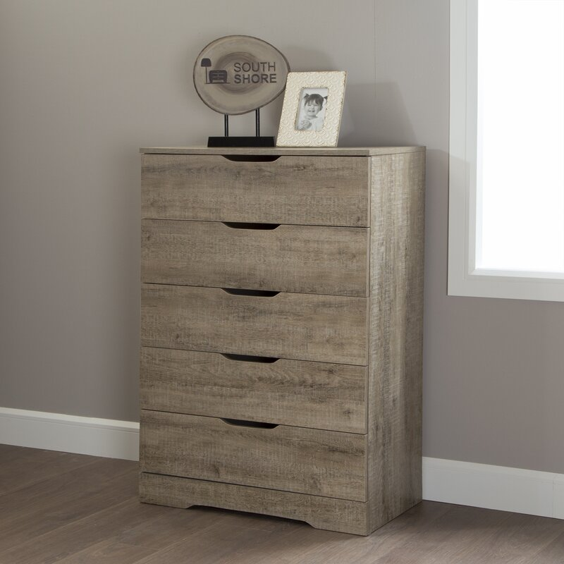 holland 5 drawer chest