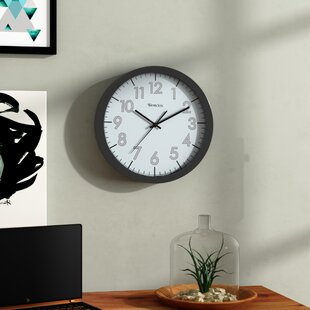 office wall clocks large. Santosh 14\ Office Wall Clocks Large L