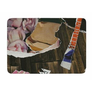 Autumn by Jina Ninjjaga Bath Mat