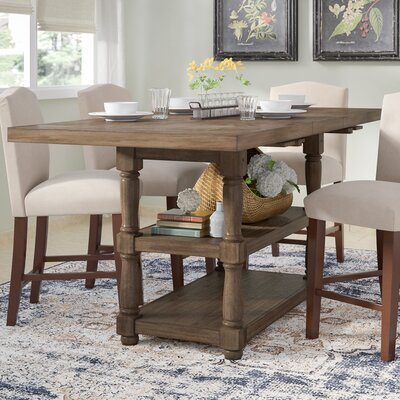 Counter Height Storage Kitchen Amp Dining Tables You Ll Love