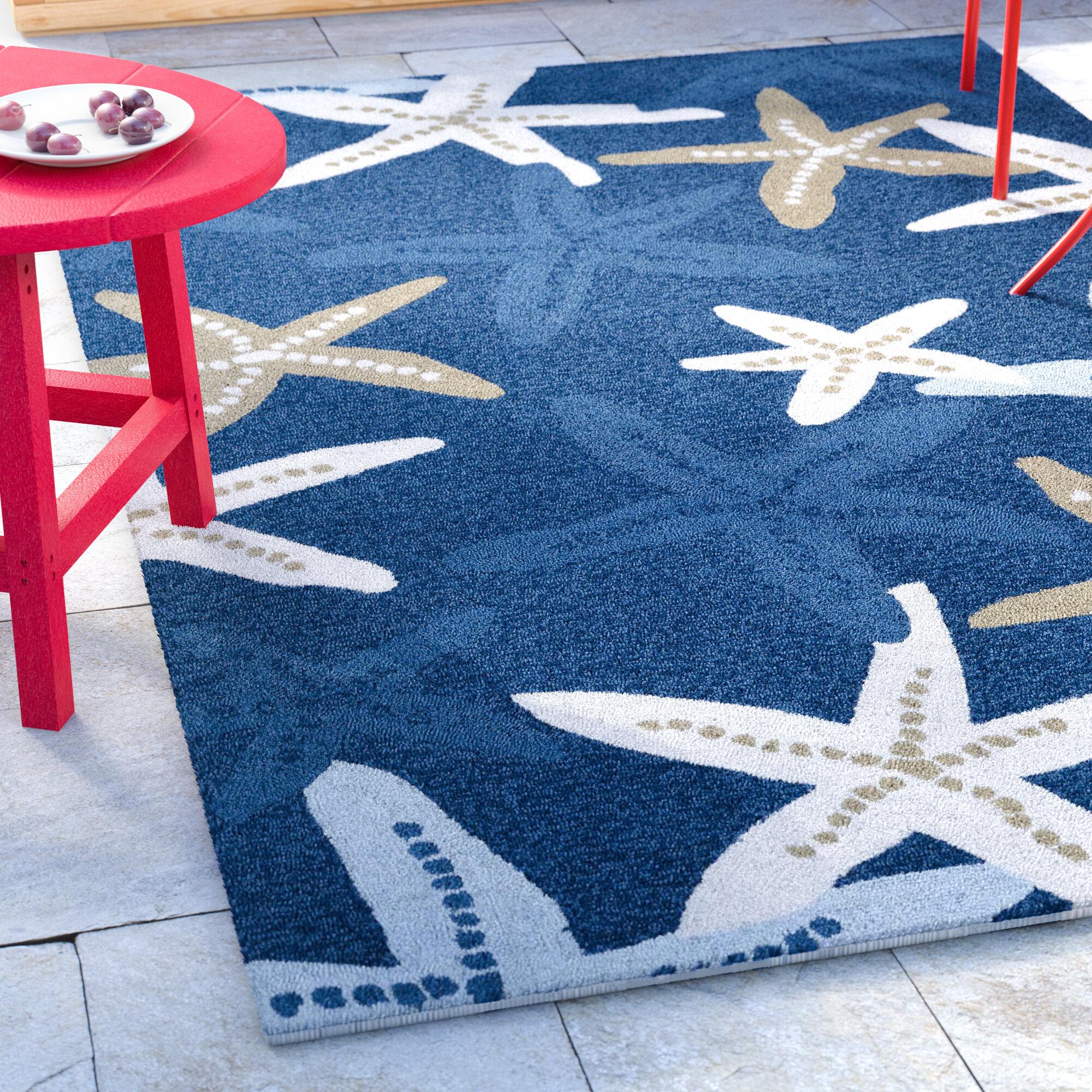 Beachcrest Home Gordon Indoor/Outdoor Area Rug & Reviews | Wayfair