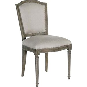 Colette Stacking Dining Upholstered Dining Chair (Set of 2) by Gabby