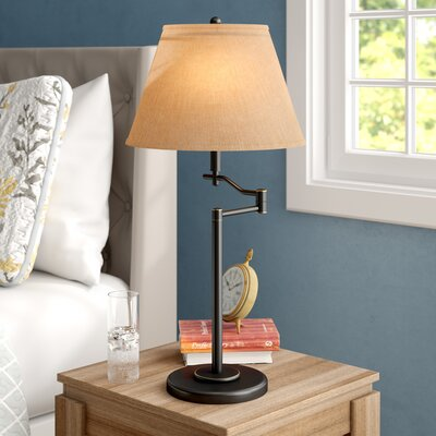 Waterville 3 Way Swing Arm 28 5 Table Lamp Reviews Birch Lane