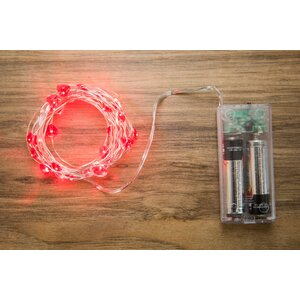 Allure 30-Light 10 ft. Fairy String Lights