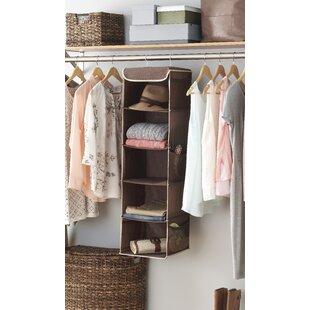 5 Compartment Hanging Organizer